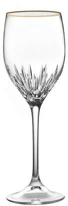 Vera Wang Duchesse Gold Wine Glass