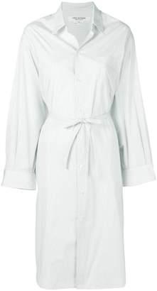 Junya Watanabe midi pinstripe shirt dress