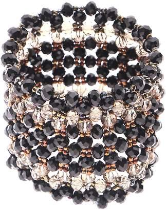 Nakamol Design Crystal Stretch Bracelet