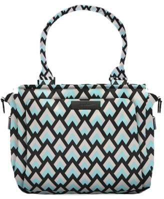 Ju-Ju-Be 'Be Classy - Onyx Collection' Messenger Diaper Bag
