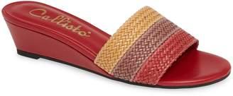 Callisto Emmet Slide Sandal