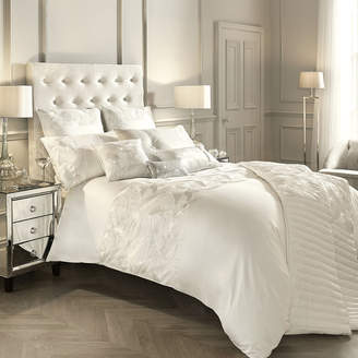 Kylie Minogue At Home at Home - Adele Duvet Cover - Oyster - Super King