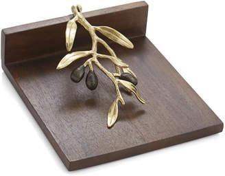 Michael Aram Olive Branch Napkin Holder