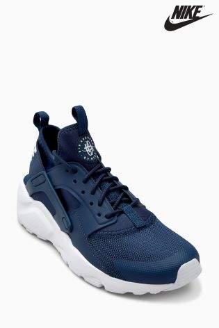 Boys Nike Huarache Ultra - Blue