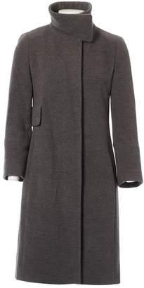 Akris Grey Wool Coats
