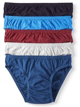 Jockey Life Men's 24/7 Comfort Cotton Bikini - 5 pack