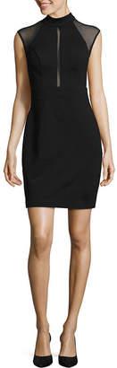 REBECCA B Rebecca B Sleeveless Bodycon Dress