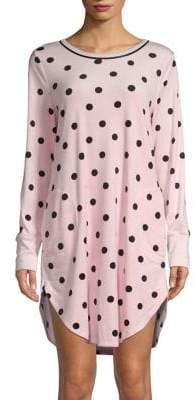 Kate Spade Classic Polka Dot Sleepshirt