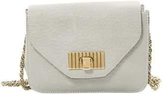 Chloé Sally leather handbag