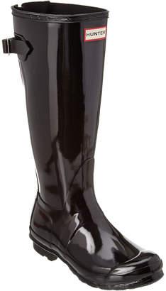 Hunter Women's Original Tall Adjustable Gloss Boot