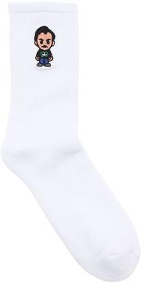 Ih Nom Uh Nit Pablo Patch Socks