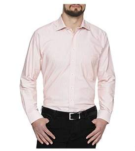 Geoffrey Beene Arlington Semi Solid Regular Fit Shirt