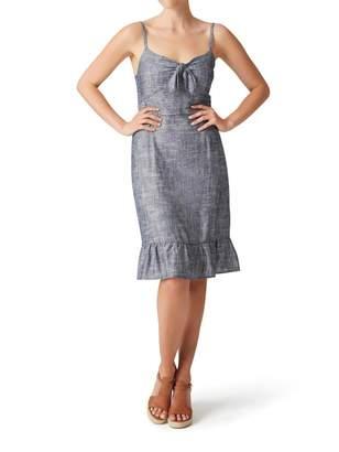Jeanswest Freya Linen Blend Sun Dress