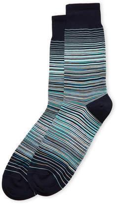Missoni Fade Stripe Crew Socks