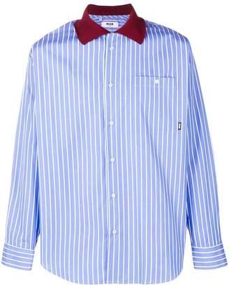 MSGM long sleeved shirt