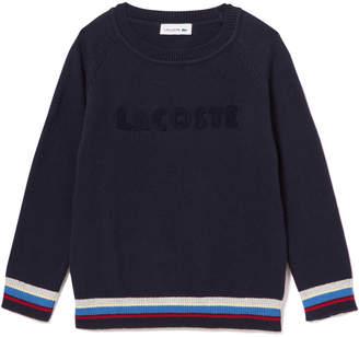 Lacoste (ラコステ) - BOYS 『LACOSTE』クルーネックセーター
