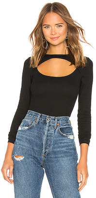 by the way. Zoe Cut Out Top