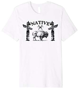 American Vintage Pride Native Buffalo T-Shirt