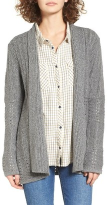Women's Roxy Old Pine Knit Cardigan $69.50 thestylecure.com