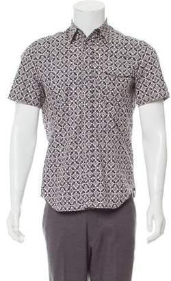 Maison Margiela Printed Button-Up Shirt