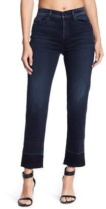 Hudson Zoeey Released Hem Ankle Jeans