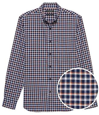 Banana Republic Slim-Fit Luxe Flannel Shirt