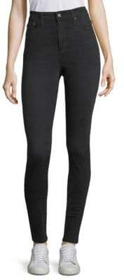 AG Jeans Mila High-Rise Skinny Jeans