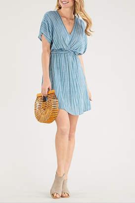 Apricot Lane Twist Tie Dress