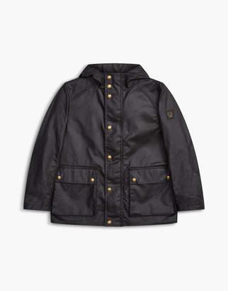 Belstaff Children's Tourmaster Jacket Black Age