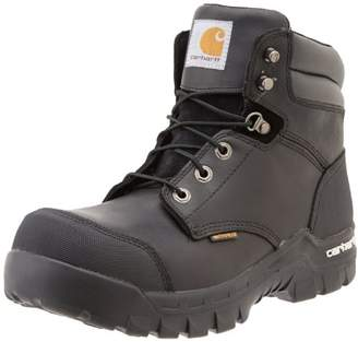 """Carhartt Men's 6"""" Rugged Flex Waterproof Breathable Composite Toe Leather Work Boot CMF6371"""