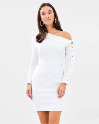 Lumier Gardenia Unbutton Dress