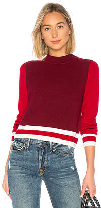 Rag & Bone Dean Mock Neck Sweater