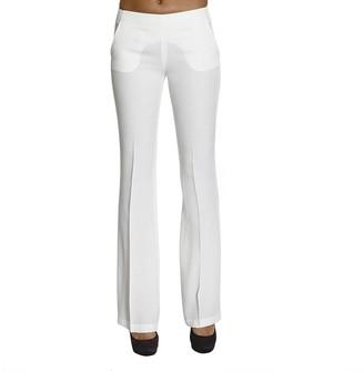 KI6 Pants Pants Pockets Halter Neck Flair