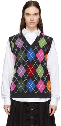 71675110a647 Argyle Sweater - ShopStyle