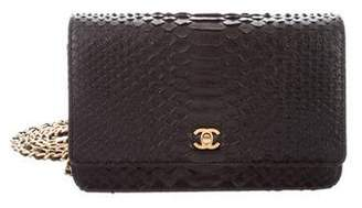 Chanel 2018 Python Wallet On Chain