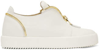 Giuseppe Zanotti White May London Sneakers