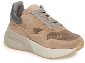 Alexander McQueen Lace-Up Platform Sneaker