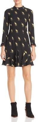 Whistles Woodpecker Flounced Mini Dress - 100% Exclusive