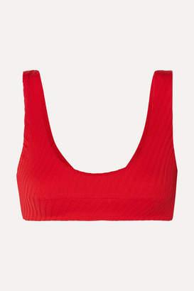 FELLA Quinn Textured Bikini Top