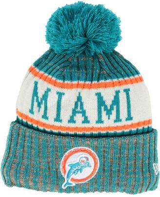 New Era Boys' Miami Dolphins Sport Knit Hat