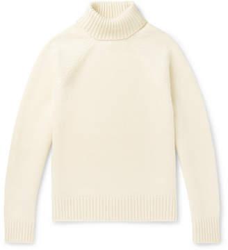 Holiday Boileau Wool Rollneck Sweater