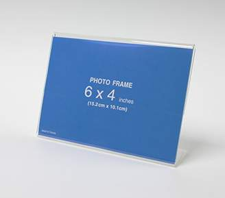 Photo Booth Nook 12 Pack of 6 x4 Acrylic Picture Frames