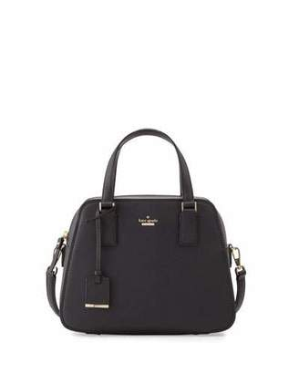 Kate Spade New York Cameron Street Small Holly Satchel Bag, Black $298 thestylecure.com