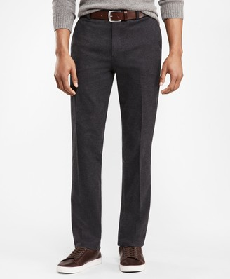 Brooks Brothers Cotton Twill Trousers