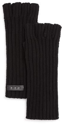 John Varvatos Star USA Knit Fingerless Gloves $50 thestylecure.com