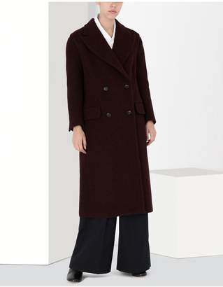 Maison Margiela Multi-Way Detachable Wool Coat