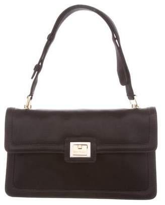 Salvatore Ferragamo Satin Mini Handle Bag