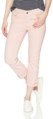 Rafaella Women's Slim Fit Denim Capri