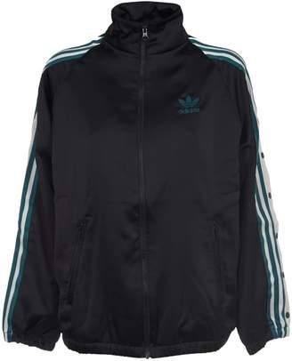 adidas Zipped Up High Neck Jacket