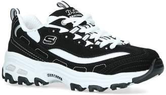 Skechers Suede Sneakers